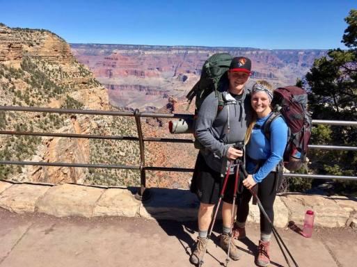 backpacking grand canyon