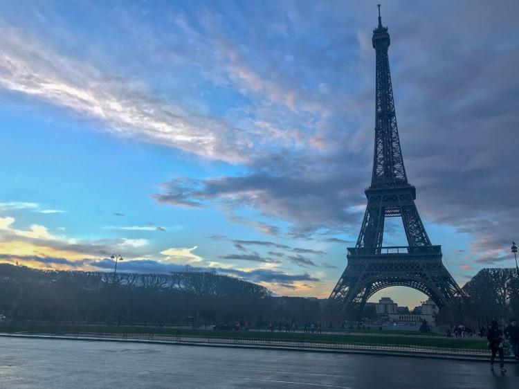 Eiffel Last day